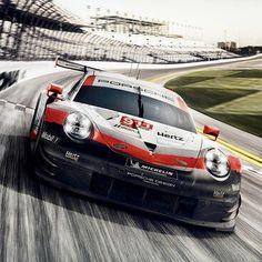 Rolex24hDaytona 2018 :: Porsche 911 RSR #Porsche