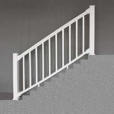 Best Rdi 8 Ft X 34 In Black Square Baluster Stair Rail Panel 640 x 480