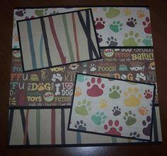 scrapbook dogs