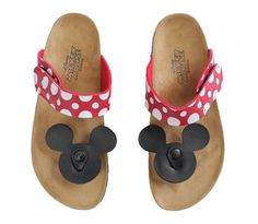 2015-08-31 12_05_24-Amazon.com_ Disney Mickey Mouse Dote Flip Flops Comfort Flat Sandals (5.5, Red)_