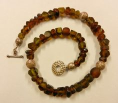 OOAK Necklace By Kathryne L Wright With by HammeredEdgeStudio