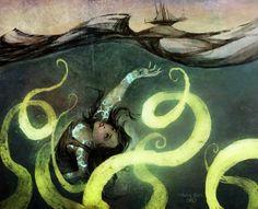 Galen Dara - Breathless in the Deep