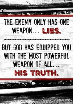 The Enemy Has Been Defeated But Did You Know That Hes Also Disarmed More Information 101 Tactics For Spiritual Warfare Live