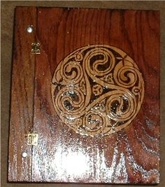 Wooden Book of Shadows - Bell Book & Candle Supply  http://www.bellbookandcandlesupply.com/index.php?ref=27