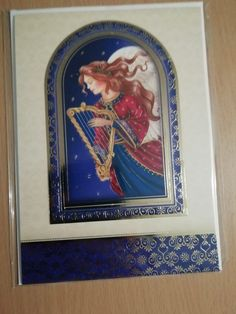 I Card, Handmade Cards, Princess Zelda, Painting, Fictional Characters, Art, Craft Cards, Art Background, Painting Art