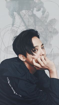 Kwon Ji Yong (G-Dragon) Wallpaper Lockscreen Homescreen