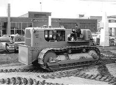 Vintage Caterpillar | Heavy Equipment | Pinterest