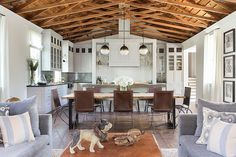 Layered Great Room-Mill Valley by HSH Interiors | Home Adore
