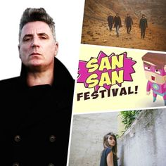 SanSan Festival 2016 - http://www.valenciablog.com/sansan-festival-2016/