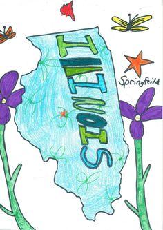 Olivia M. VanKampen, 5th Grade, Southside Elementary