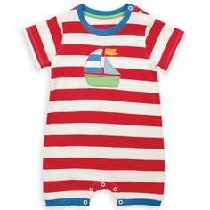 Sailing Romper by Kite