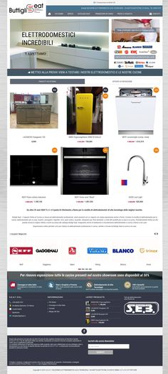 Buttigli SEAT #website #webdesign #bemorebedigital @hitframe @simonemimun @roynahum