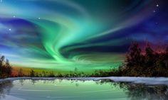 aurora boreala - Căutare Google