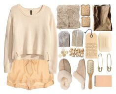 """""""~ Lazy day ~"""" by berina-2000 ❤ liked on Polyvore featuring UGG Australia, A.L.C., H&M, Bloomingville, Toast, Tag, C.R.A.F.T., Rosenthal, Tom Ford and Michael Van Clarke"""