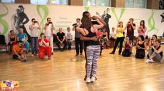 Musicality in kizomba from Max Kumashev & Helen Karukova @ Yut Kizomba F...