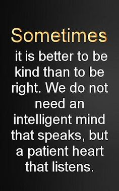 Sometimes..........