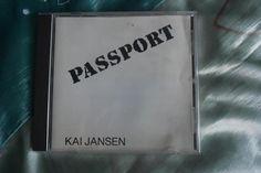 Passport by Kai Jansen (Terry St. Clair) 1994 Contempory Jazz 12 Track Album