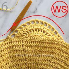 Beach Tote Crochet Pattern Free Crochet Patterns Craft Passion Page 2 of 2 Crochet Pattern Free, Crochet Motifs, Crochet Stitches, Knit Crochet, Crochet Patterns, Crochet Hats, Stitch Patterns, Knitting Patterns, Free Knitting