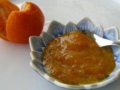Μαρμελάδα μανταρίνι - το ξυπνητήρι των αισθήσεων! | TasteFULL Fun Desserts, Dessert Recipes, Marmalade Jam, Pudding, Sweets, Stuffed Peppers, Snacks, Canning, Fruit