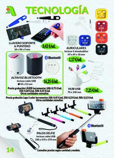 Página 14: Tecnología