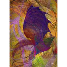Dragon Wing - By John Robert Beck  This art was created in 2011. Dragon Wing is an abstract piece. As the art was being created, it took on the shape of a dragon wing. $3.00