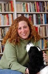 Jodi Picoult...she has an English Springer Spaniel too! Gotta love her even more for that!