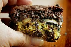 Zucchini Slutty Brownies
