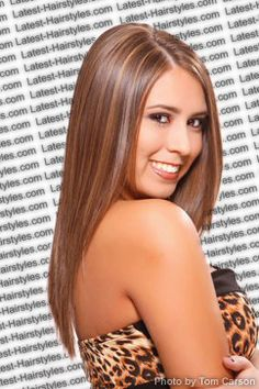 1000 Images About Hair Highlights On Pinterest