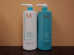 Moroccanoil Smooth Shampoo and Conditioner *** You can get additional details at the image link.