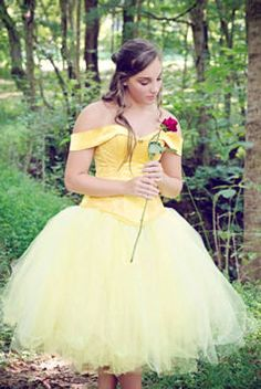 Adult Belle Tutu Costume. Miss Priss Tutus. Disney Princess. Adult Princess Costume. Adult Belle Costume.