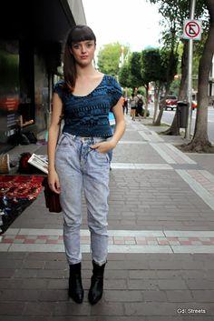 Maya's fashion blog: Top 10 Primavera Verano 2013 - Street style
