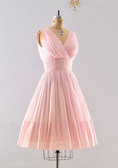 vintage 1950s dress   50s party dress / 1950s by PickledVintage, $164.00