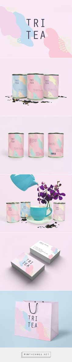 Tri Tea - Designed by Athanasia Syrakis                                                                                                                                                      More