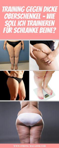 So trainierst du um deinen Oberschenkelumfang und Cellulite zu reduzieren: