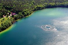 A Professional Lab Inside A Lake | Popular Science