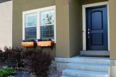 Small changes equal big curb appeal!