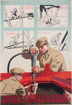 Work According to the Safety Instructions