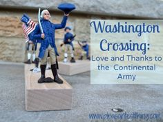 Washington Crossing: teaching the Battle of Trenton #PresidentsDay #history #AmericanRevolution