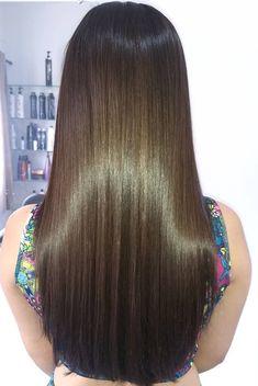 Indian Long Hair Braid, Braids For Long Hair, Wig Hairstyles, Straight Hairstyles, Shiney Hair, Long Dark Hair, Beautiful Long Hair, New Hair, Wigs