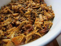 Würziges Pulled Pork mit Balsamico & Knochenmark -paleo- Rezept | fettich.de