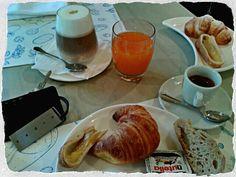 Urbino resort beakfast