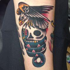 Louie Rivers Tattoo