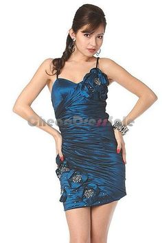 #Prom homecoming dress for a pretty girl  shoulder dresses #2dayslook #new style #shoulderdresses  www.2dayslook.com