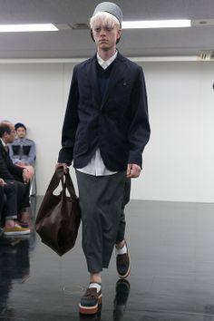 [No.31/65] GANRYU 2014~15秋冬コレクション   Fashionsnap.com