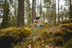 Aneta & Marcin || Sweden destination photography || Malmsjon Lake #sweden #photography #stockholm #destinationphotography #malmsjonlake #lake #misterious #forest