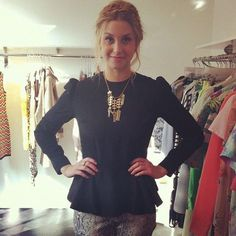 Whitney Port + ASOS