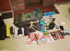 backpacking for beginners, also blog about SUP and backpacking!   Our Life Outside