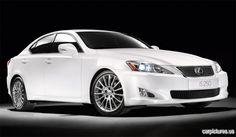 #Lexus IS F-Sport Package