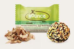Bounce balls - spirulina