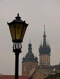 Krakow, by Barrenn